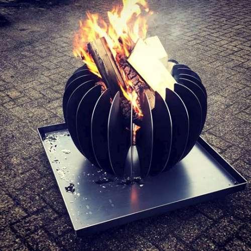 Vuurkorf – De Tulp – Workshop