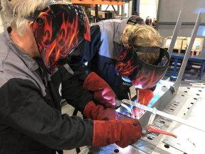 Workshop Metal Skills